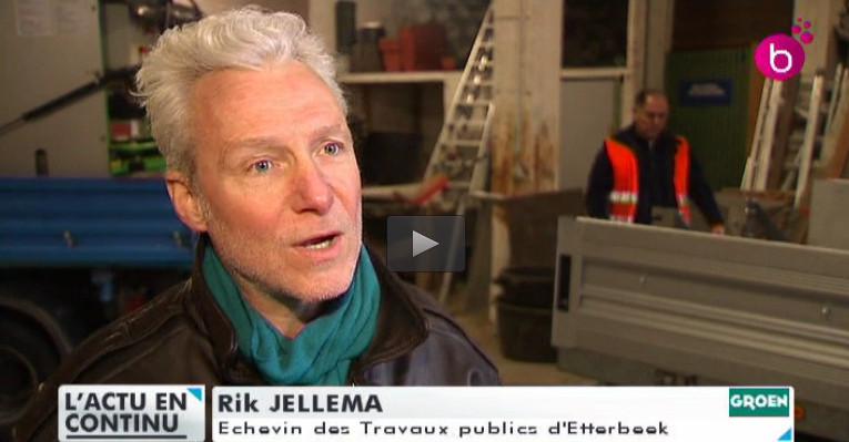 Epandage : Etterbeek préfère la saumure au sel chimique