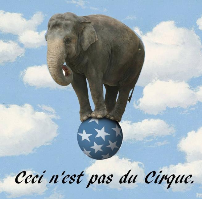 L'Orangerie fait son Cirque